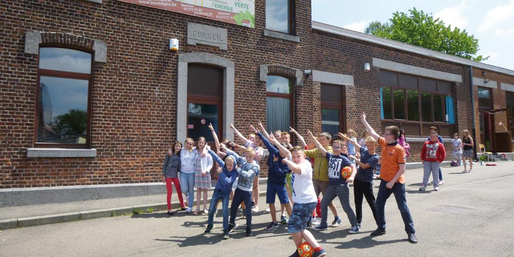 Ecole communale de Cerexhe-Heuseux